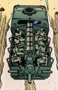 ATV B9-es katonai tehergépjármű 3