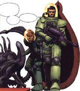 Geholgod Space Armor Suit Mark I.