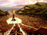 Miasto Ognistej Fontanny