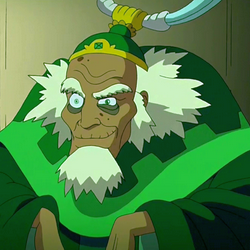 Bumi (król Omashu)