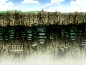 Zachodnia Świątynia Powietrza (odcinek)