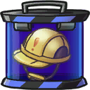 Upgrade Clunk Titanium hard hat.png