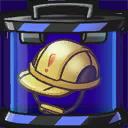 Upgrade Clunk Titanium hard hat.png