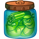 Skill Froggy Mutant worms Limited ninja edition.png