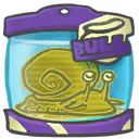 Skill Lonestar Mature Ribbit snail slime.png