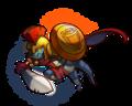 CharacterRender Chameleon Skin CenturLeon redBG.png