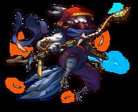 CharacterRender Wozzle Skin Ninja.png