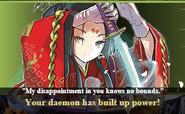 Onimaru Kunitsuna Crit Hit