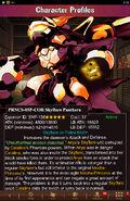 Character Profiles- PRNCS-05P-COR Skyflare Panthera