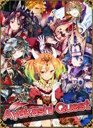 Ayakashi Quest Group Banner