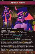 Character Profiles- CRSTA-TWSTD-FRGMNT Shadow Crysta