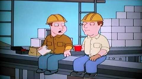 """Family Guy """"Peter VS"""