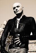 Artist guitar JOHAN EDLUND