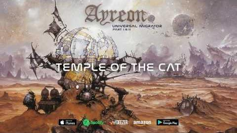 Ayreon - Temple Of The Cat (Universal Migrator Part 1&2) 2000
