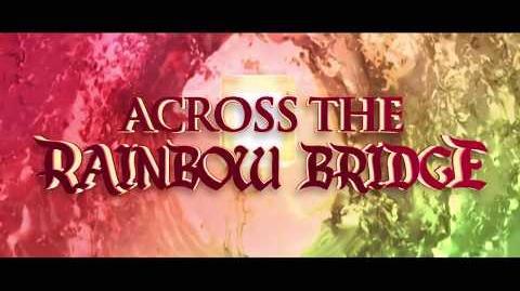Ayreon - Across The Rainbow Bridge (Official Lyric Video)
