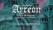 Ayreon - 25 Page Comic Book (Transitus)