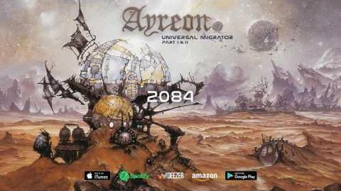 Ayreon - 2084 (Universal Migrator Part 1&2) 2000