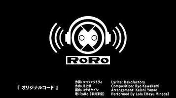 """白き鋼鉄のX(イクス)挿入歌『オリジナルコード』_/_Luminous_Avenger_iX_Music_Video_""""ORIGINAL_CHORD"""""""