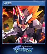 Azure Striker Gunvolt Card 04