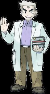 Professor Carvalho FireRed e LeafGreen.png