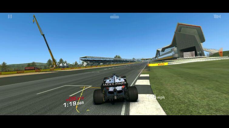 Silverstone Temporary Video