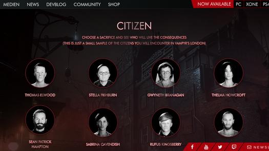Vampyr: Was sich andere Spiele abschauen können