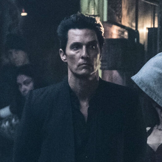 Who Is Matthew McConaughey in 'The Dark Tower'?