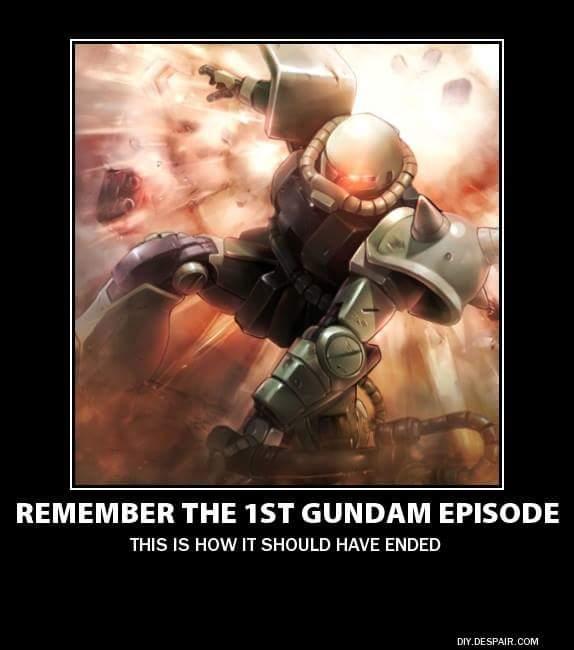 Who wants dope Gundams Art?