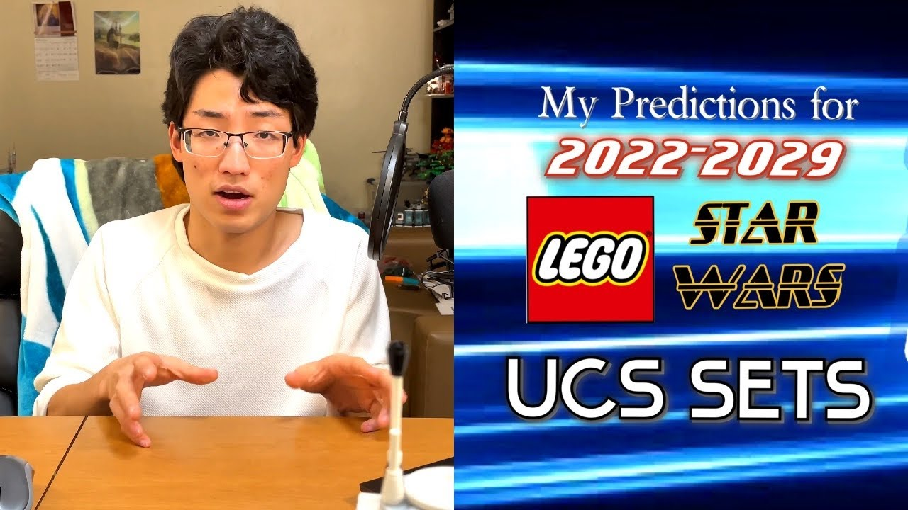 My Predictions for 2022-2029 LEGO Star Wars UCS sets!!! | Ep. 214