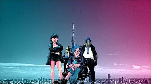 Gorillaz x Boiler Room Tokyo | The Now Now Live