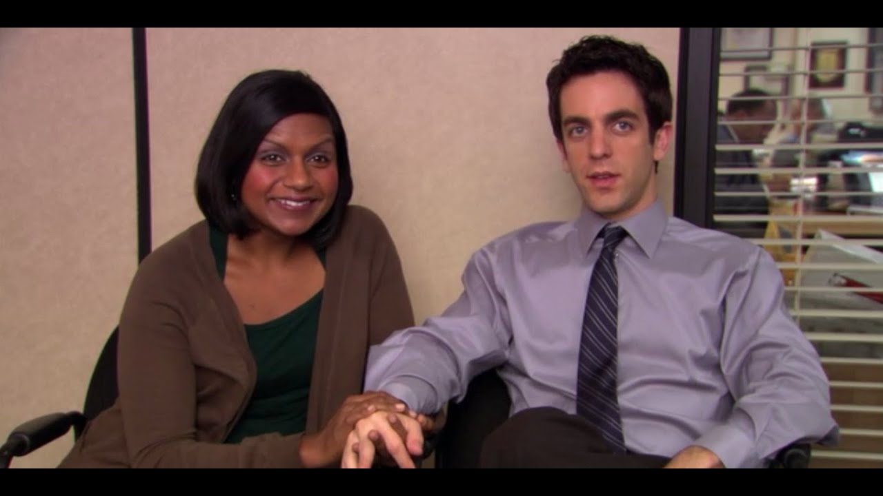 Ryan and Kelly - An Office Love Story