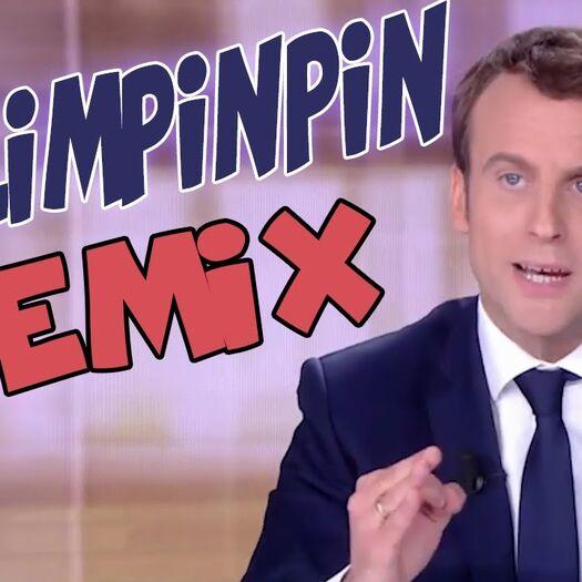 LA POUDRE DE PERLIMPINPIN (REMIX)