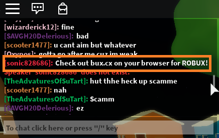 Wow How Scammer Bot Joining Game Fandom