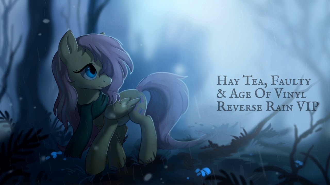 Hay Tea, Age Of Vinyl & Faulty - Reverse Rain (VIP)