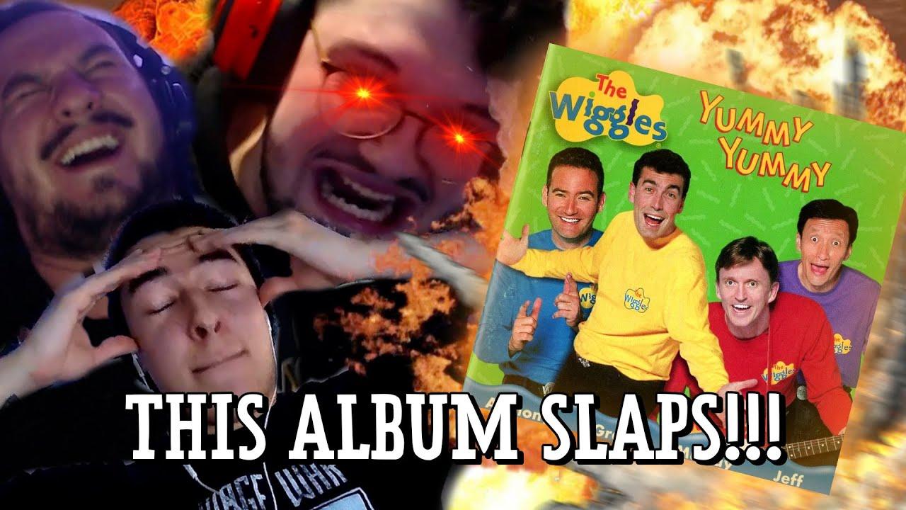 Metalcore Fans Review A WIGGLES ALBUM!