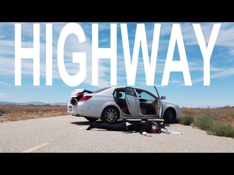 HIGHWAY | SCARY SHORT HORROR THRILLER (HD)