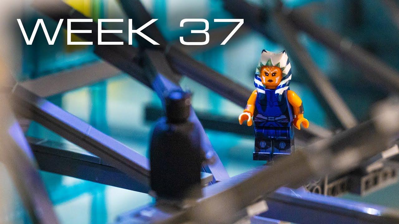 Building Mandalore in LEGO - Week 37: Victory & Death
