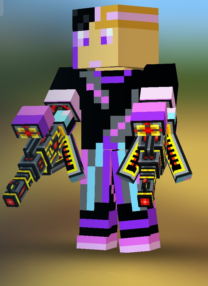 I get it, shading in complex Minecraft skin is very hard to shade...but my skin looks perfect to me!