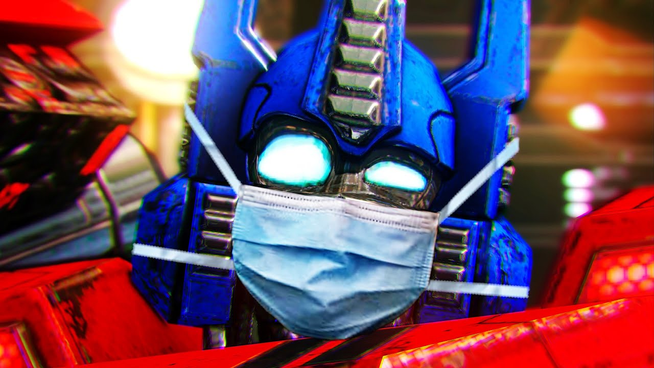 WHAT THE TRANSFORMERS THINK OF 2020