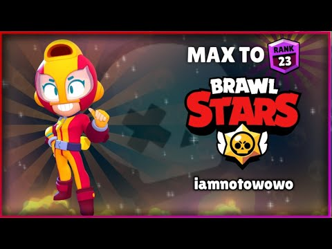 Max to RANK 23!!! | Solo Showdown | Brawl Stars