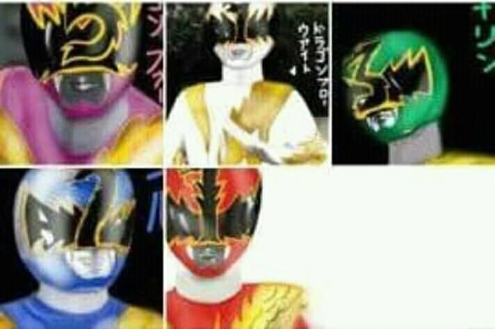 Kishiryu Sentai Ryuusouger | FANDOM
