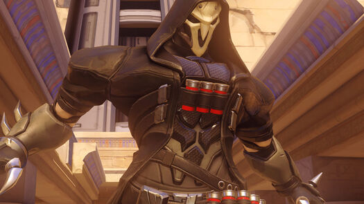 Reaper's Finally Getting a Back Story