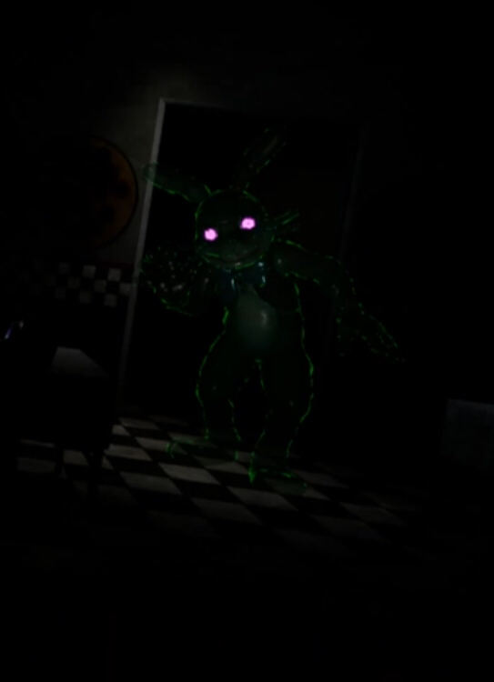 Glitch Bonnie