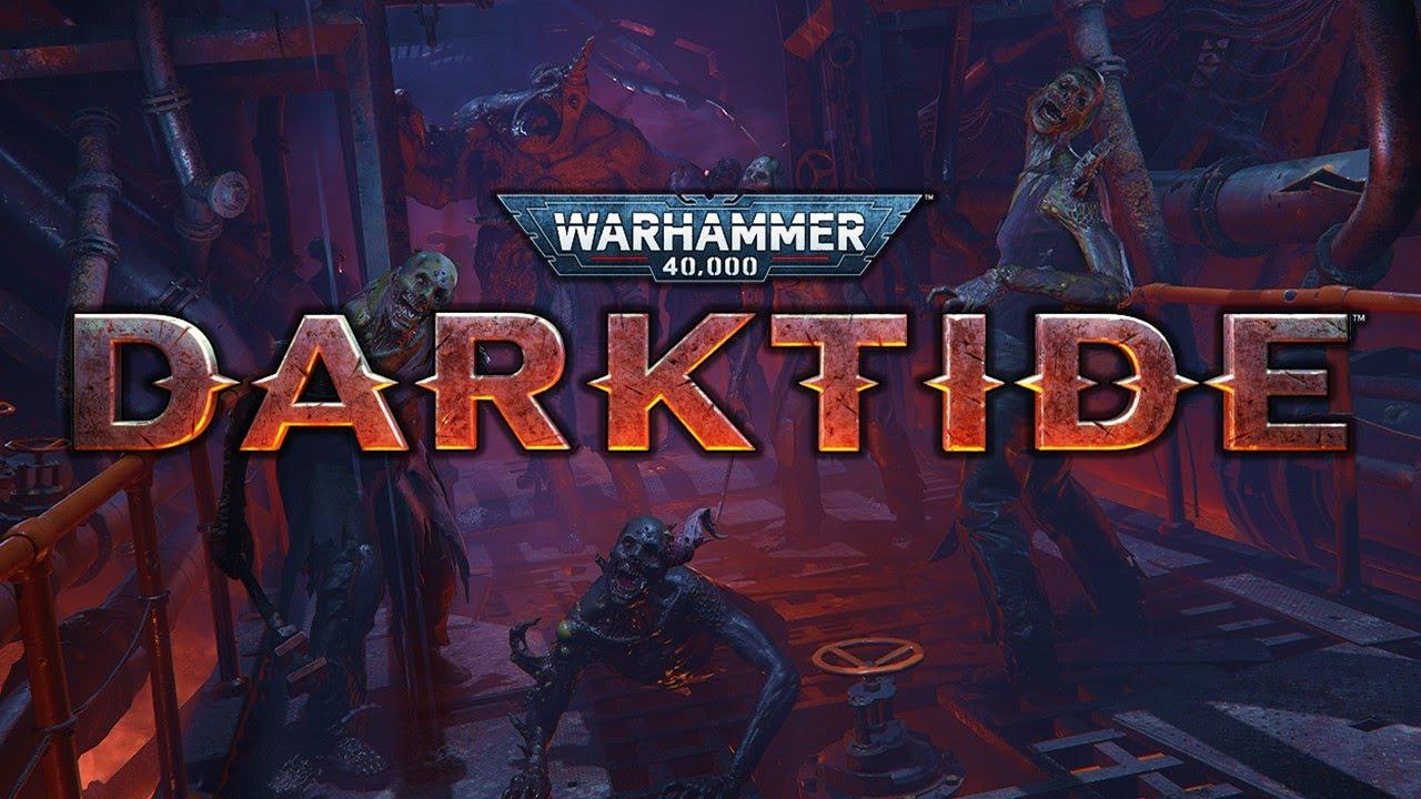 Warhammer 40000 Darktide - New FPS is 40k Vermintide - Poxwalkers, Ogryns, and More!