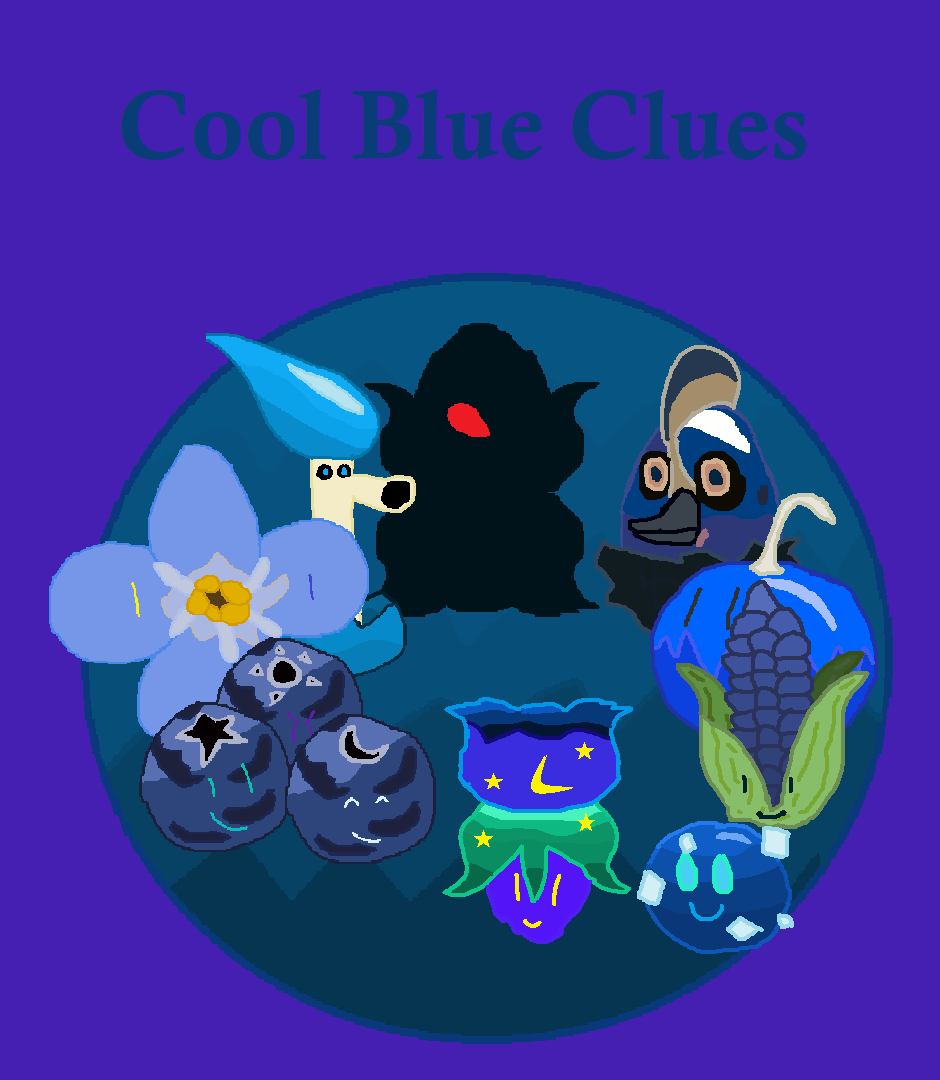 Cool blue clues pack