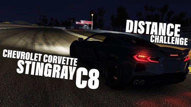 Chevrolet Corvette C8 Distance Challenge (Best Option)