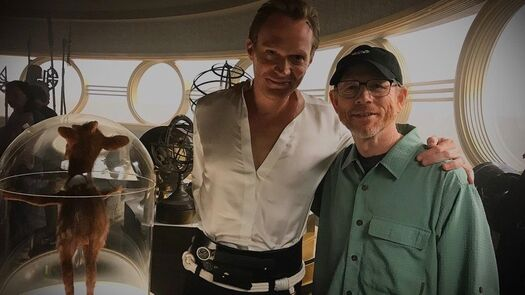 UPDATE: Production Wraps on Han Solo Film, Ron Howard Reveals the Title