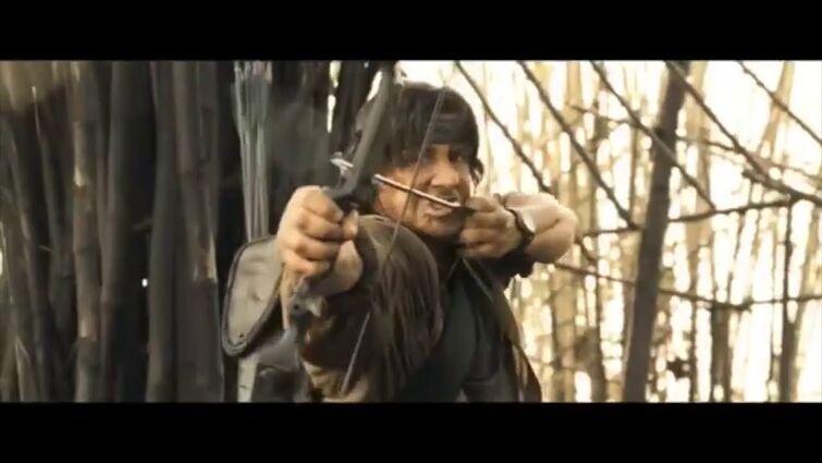 Rambo Tribute - Going Down Fighting