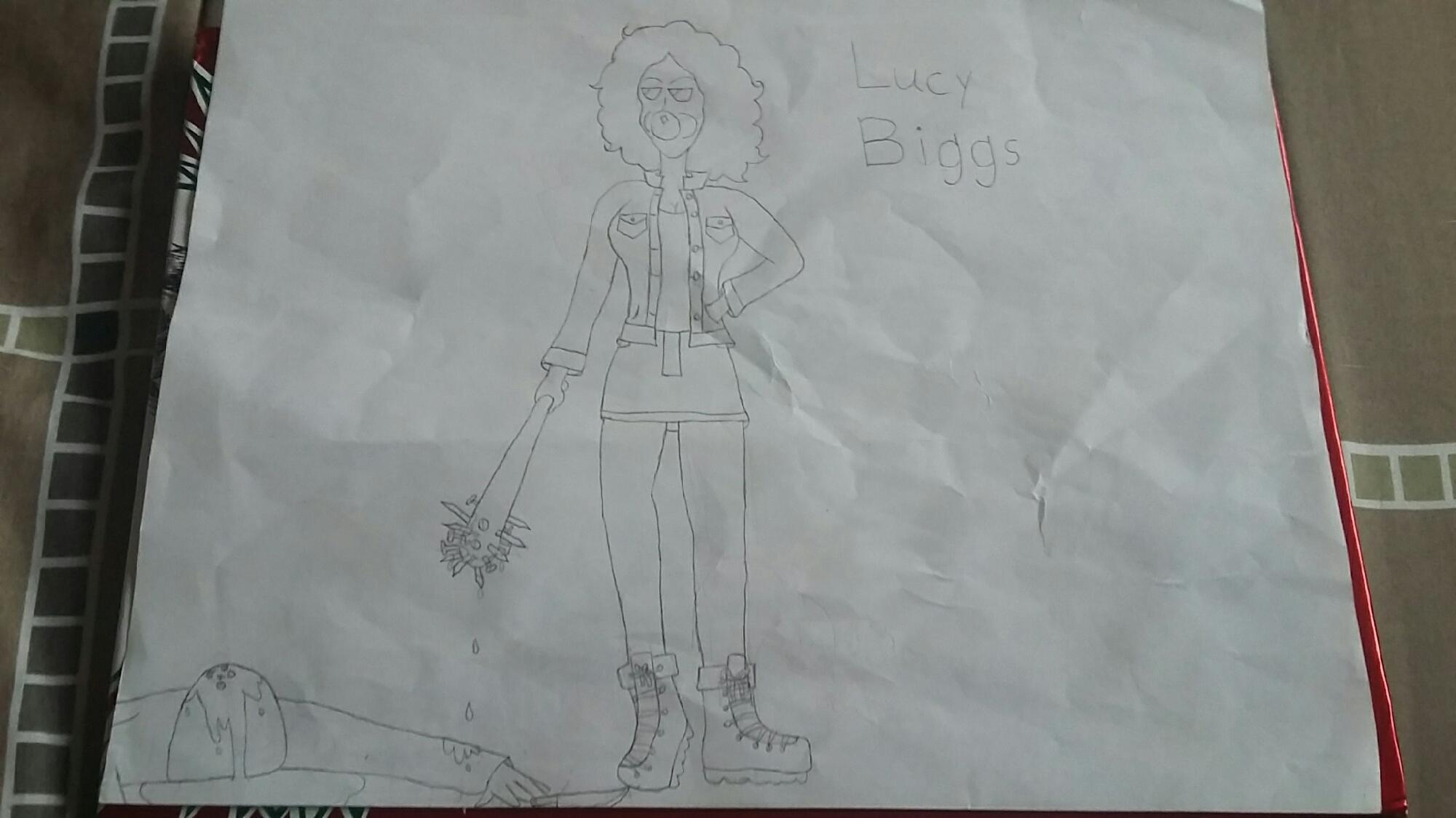Lucy Biggs   Villains Wiki