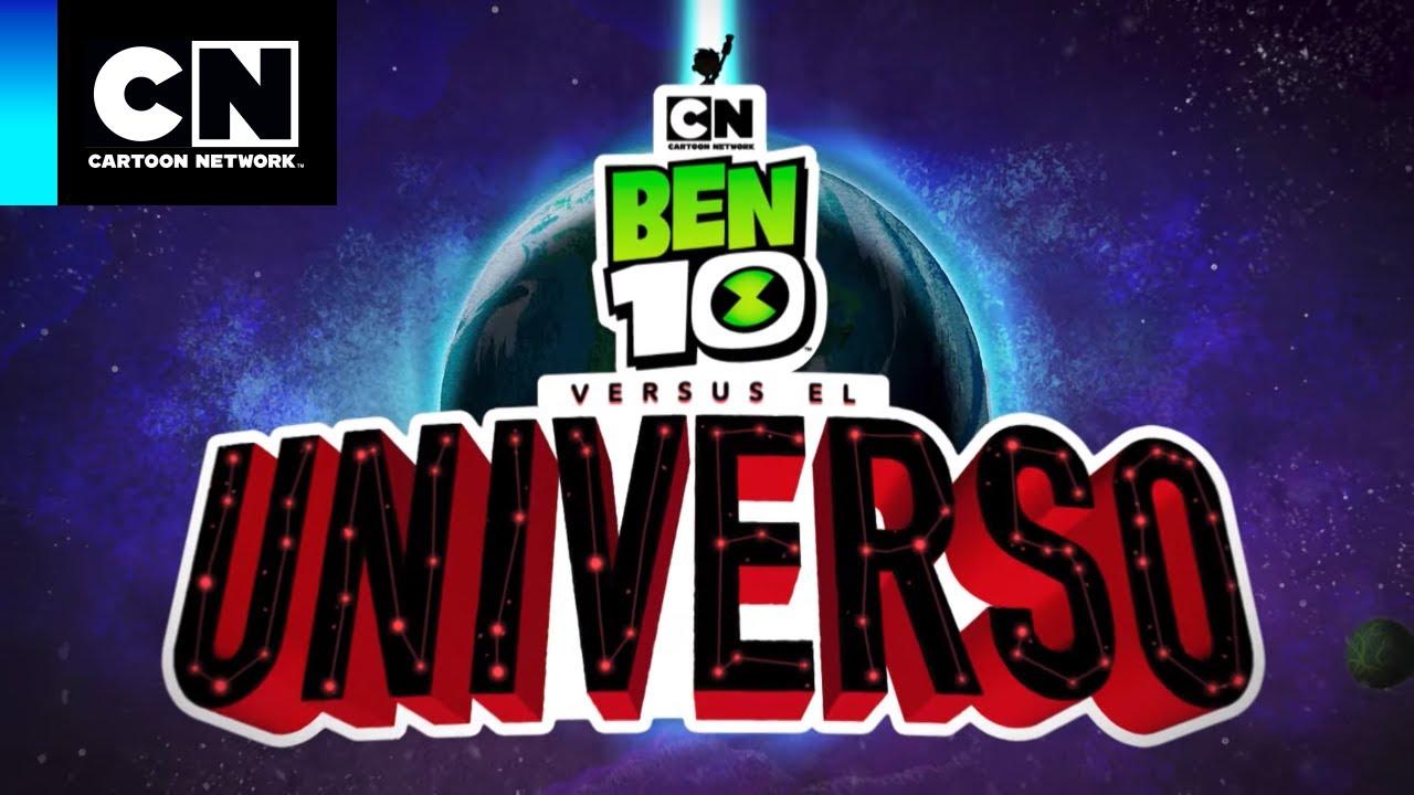 Ben 10 versus el Universo: La película | Avance | Cartoon Network